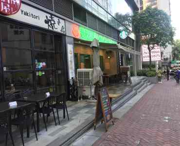 TST High-ceiling Restaurant Bar for Lease in HK