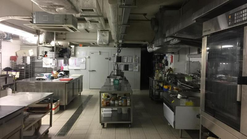 Central Kitchen for Sale in Wong Chuk Hang HK