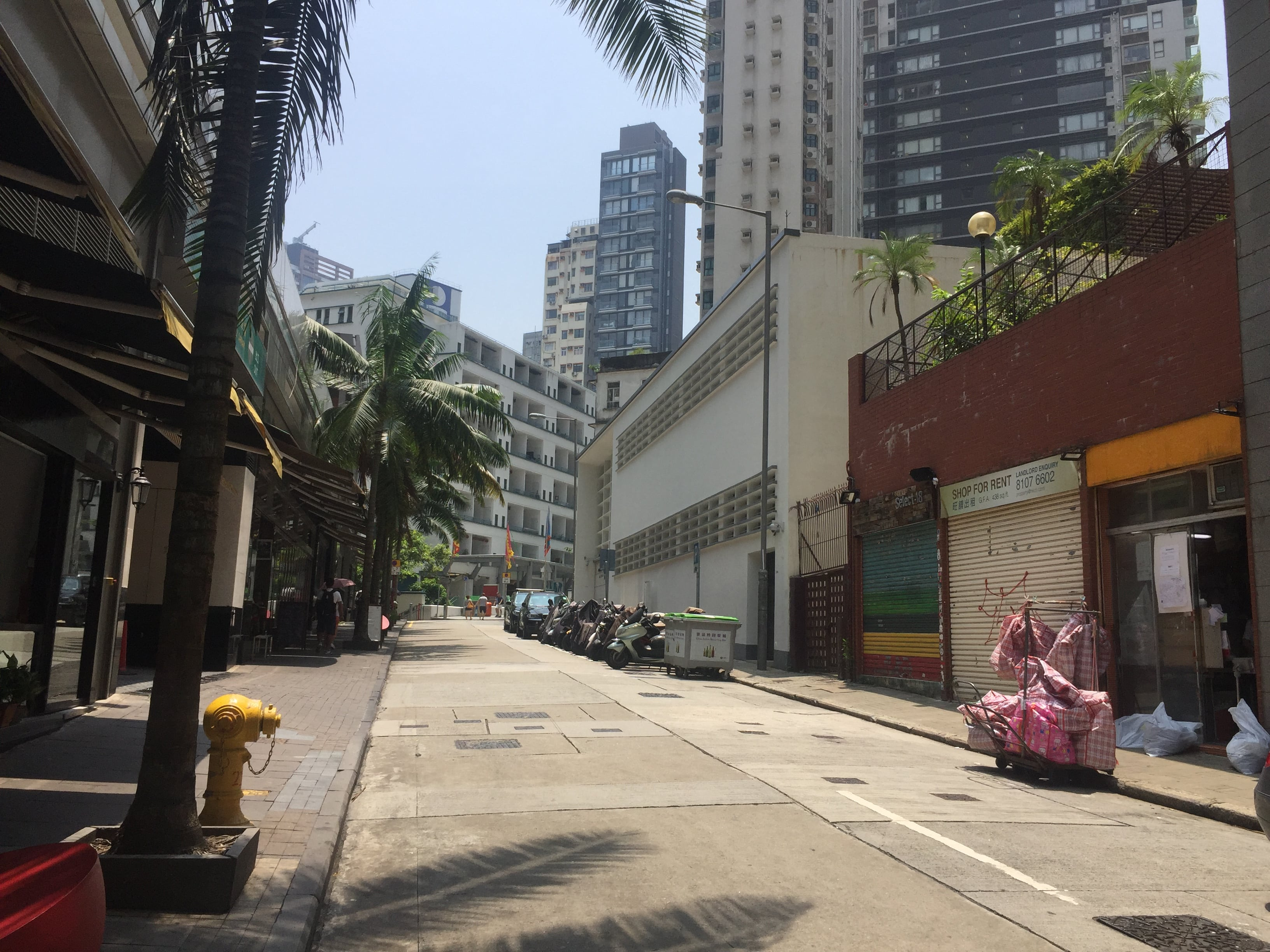 Cafe Space For Rent Nearby Soho Central HK