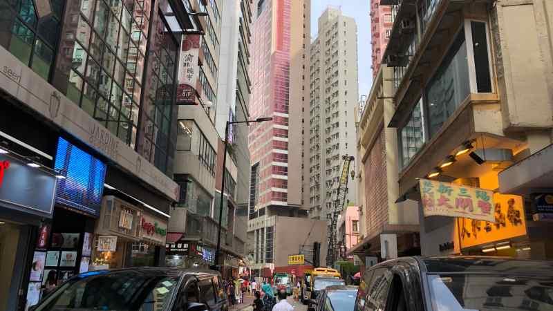 HK Causeway Bay high traffic FB Shop for Rent