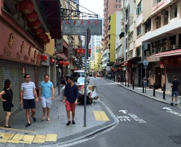 HK Fitted Cafe for Sale with Lease near Hollywood Road