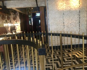 Gough Street Fitted Restaurant Bar for Rent in Central HK