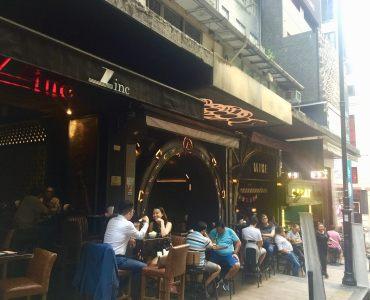 HK Lan Kwai Fong restaurant bar space for Lease