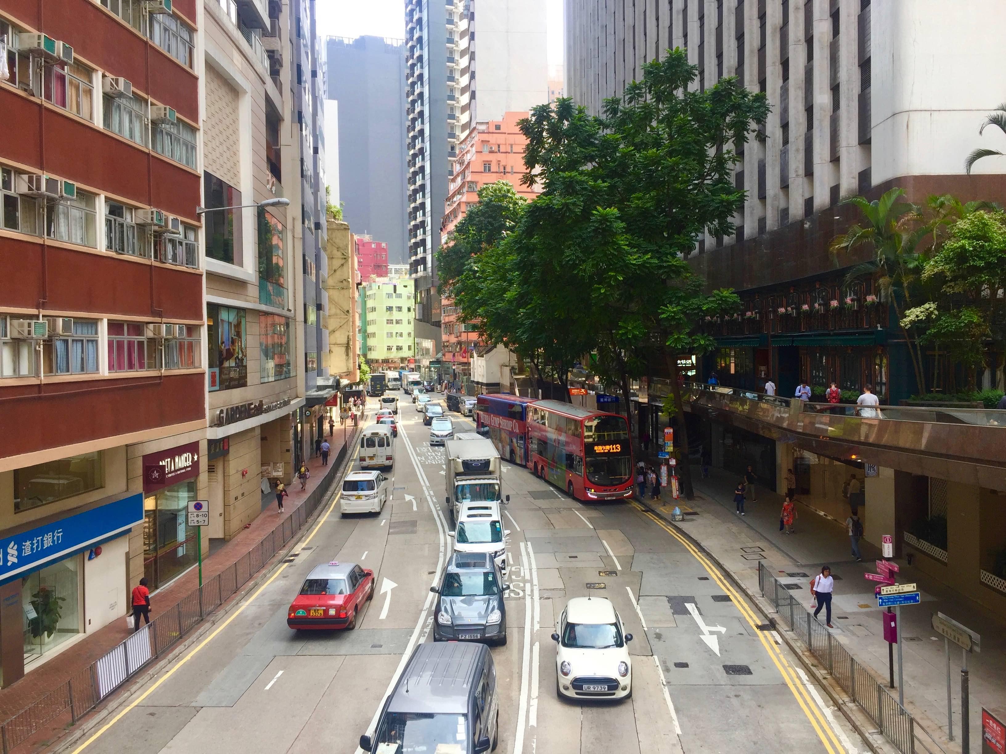 HK Wanchai Prime Location Restaurant Bar for Rent