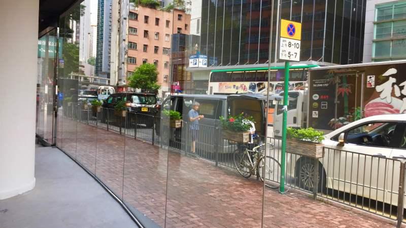 HK Wanchai Wide-shopfront Restaurant Bar for Lease