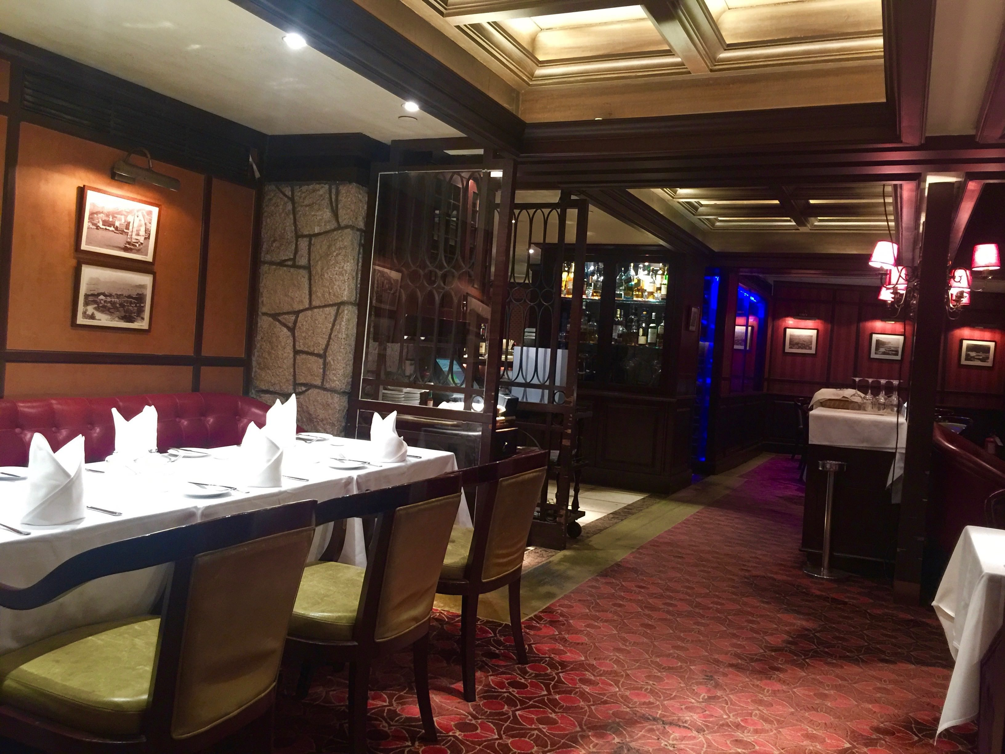 Speakeasy Restaurant Bar for Lease in Central HK