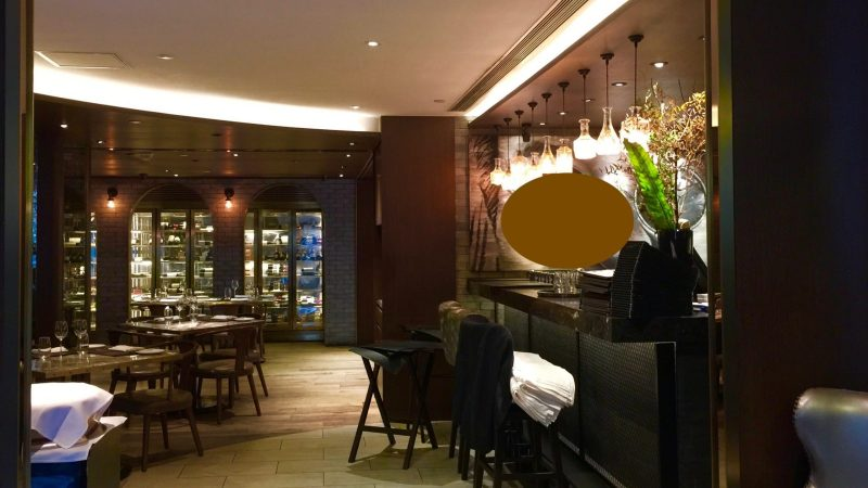 Fitted Western Restaurant Bar for Lease in Wanchai HK