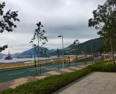 Tseung Kwan O Waterfront Restaurant Space for Rent HK