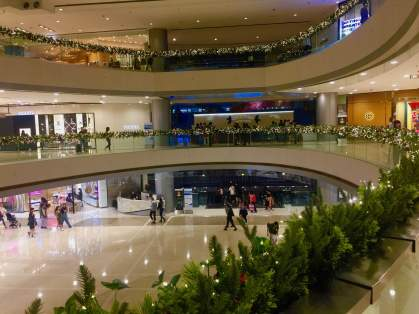 IFC Mall (Central) - Christmas decors 2019