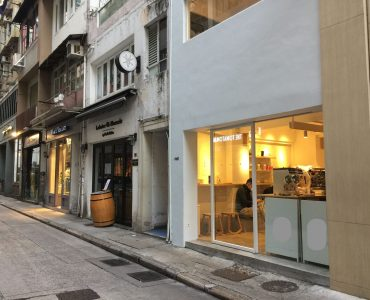 Fitted Coffee Shop for Rent in Central Hong Kong