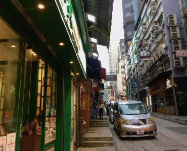 HK Central fitted noodle shop for Rent