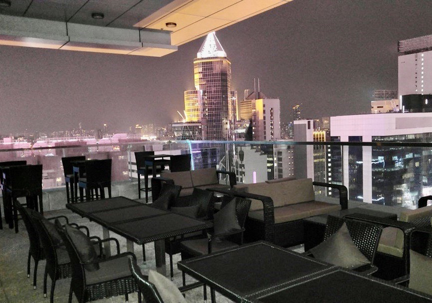 Hong Kong Fitted Restaurant with Balcony for Rent