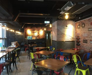 Mongkok Fitted Upstairs Restaurant for Lease in Kowloon