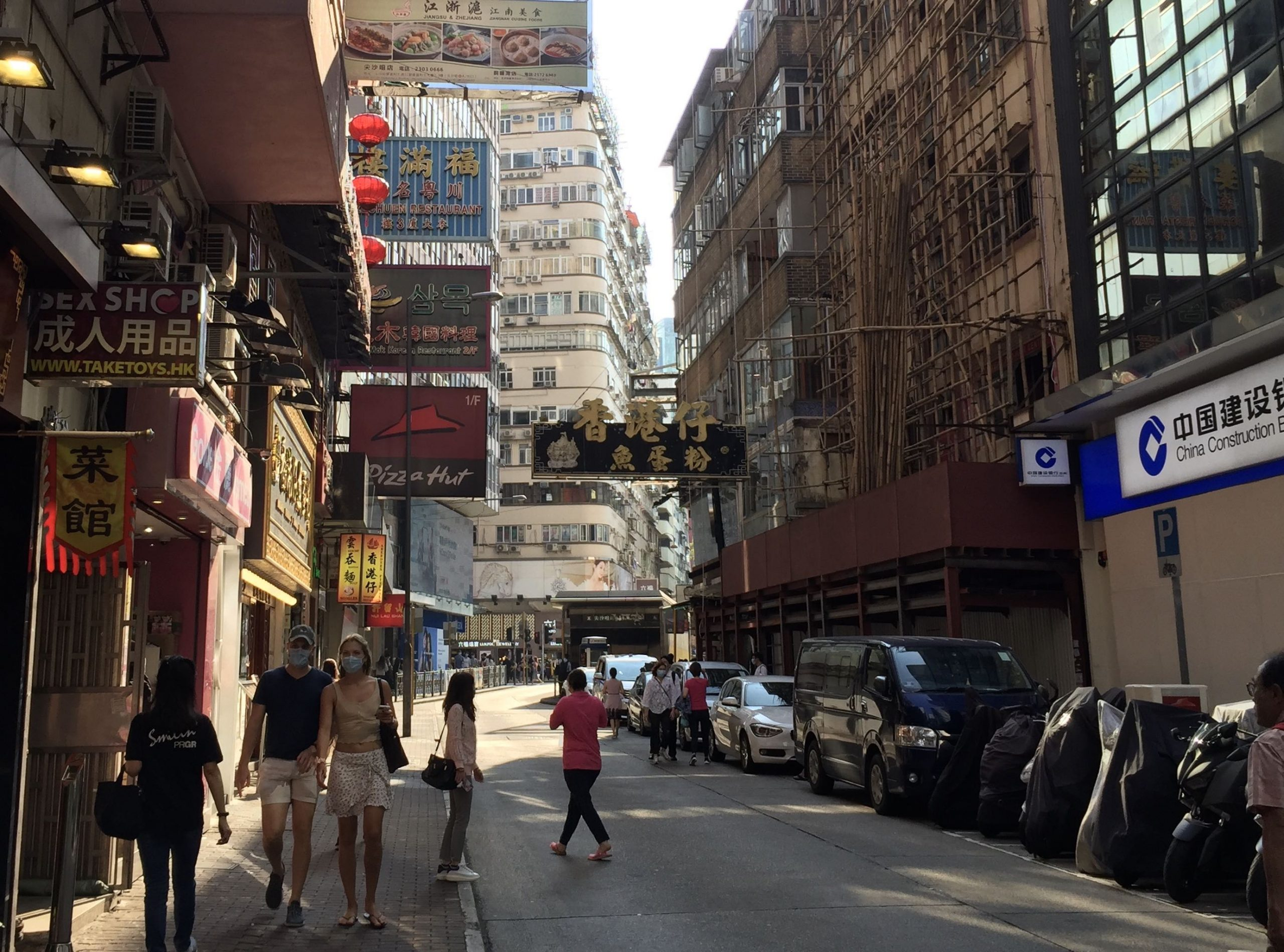 Fitted Restaurant for Rent with Licence in Tsim Sha Tsui HK