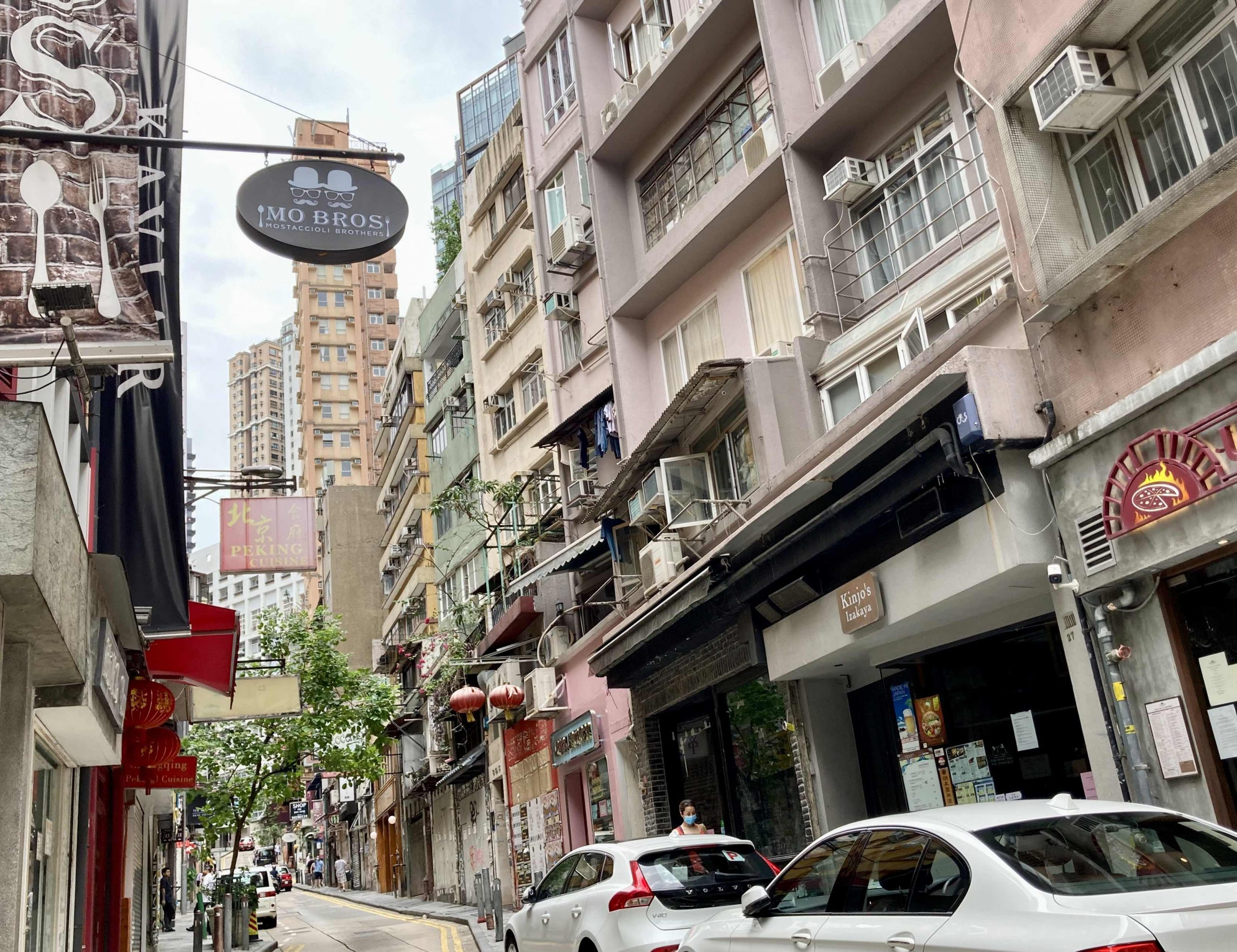 HK Soho Restaurant with fitting for Lease in Central