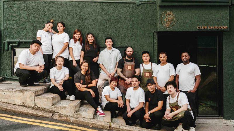 HK first Burmese restaurant landed amid Pandemic