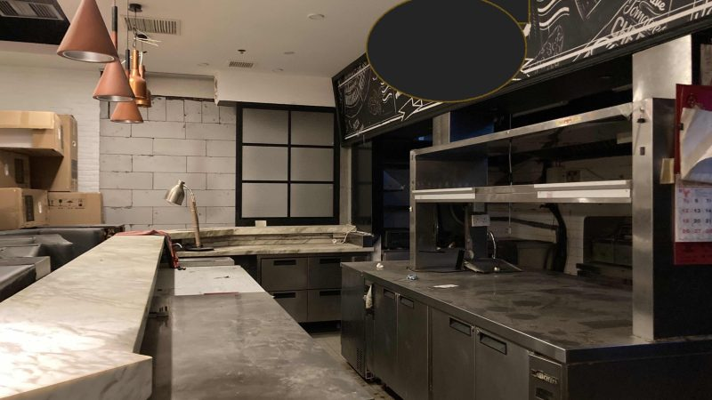 TST Restaurant with Kitchen Bar for Lease in Kowloon HK