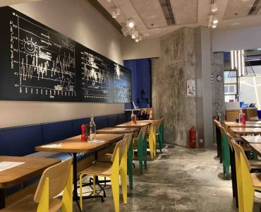 HK Restaurant with fitting for Lease in TST Kowloon