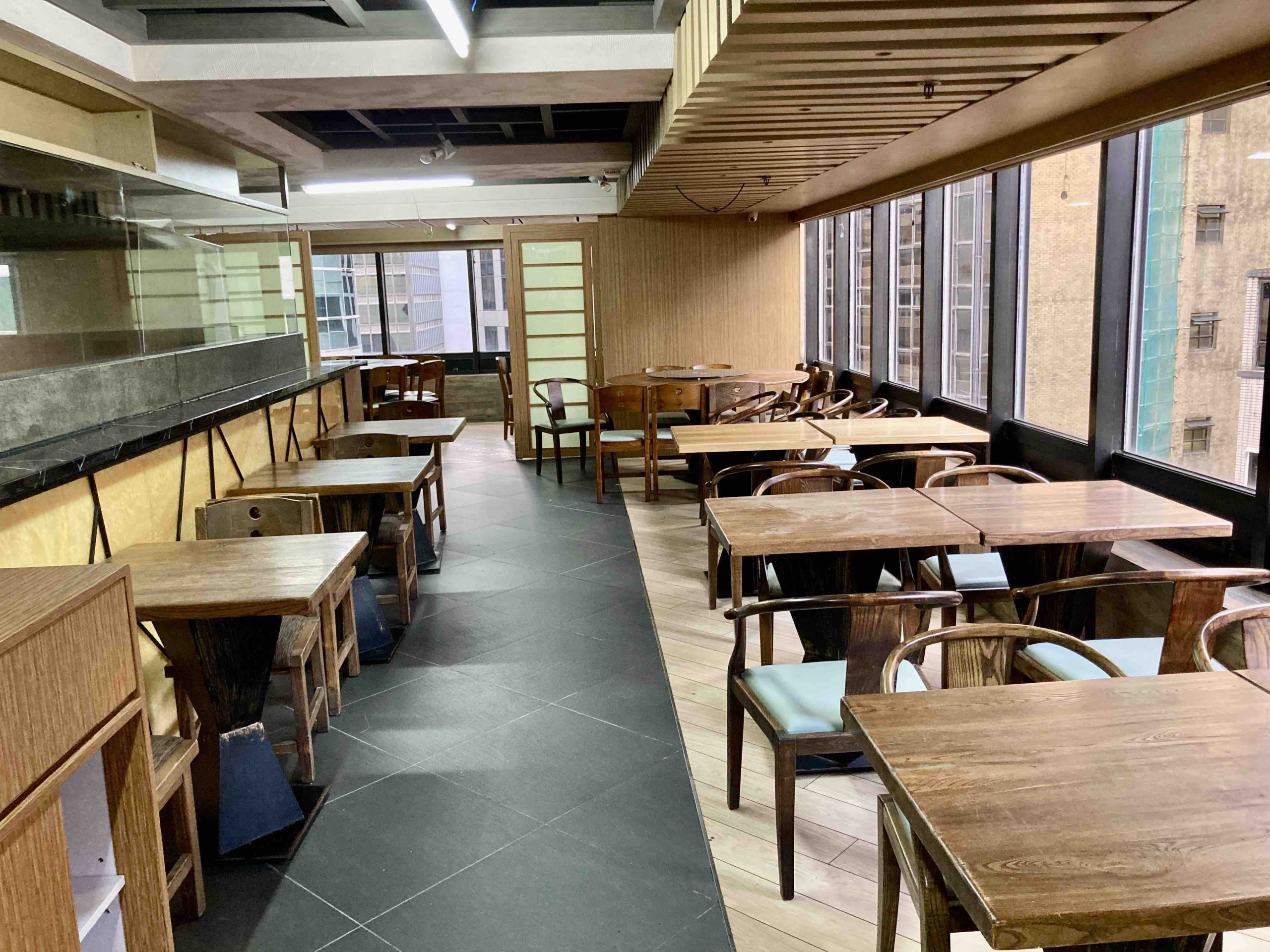 HK Central Upstairs Restaurant with fitting for Lease