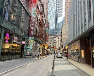 HK Causeway Bay Restaurant with Licence for Lease