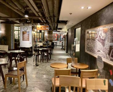HK Central Cafe for Rent in Central Business District