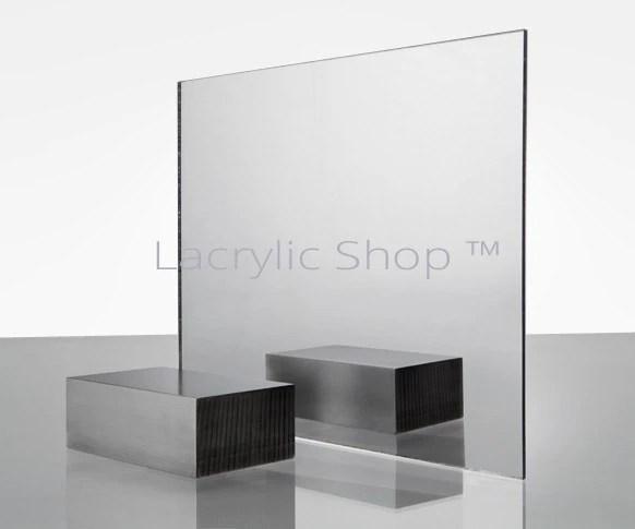 plaque plexi miroir decoupe sur mesure ep 3 mm lacrylic shop pmma xt argent