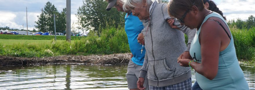 2021 Lac Ste Anne Pilgrimage is virtual