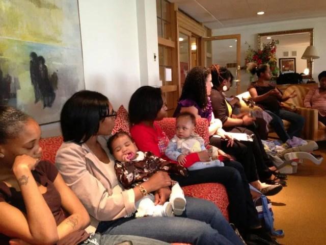 breastfeeding club mtg