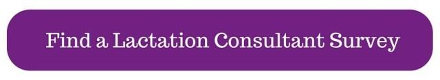 Find a Lactation Consultant Survey (1)