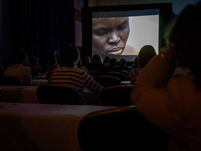 We had the opportunity to host the first US screening of the stunning film, MILK.