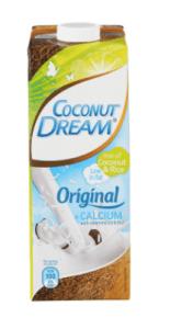 Zit er lactose in kokosmelk
