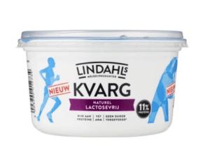 Lindahls Kvarg naturel lactosevrij