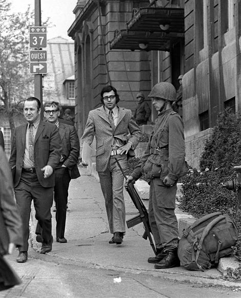 Octobre 1970 : chronologie d'une crise | L'actualité