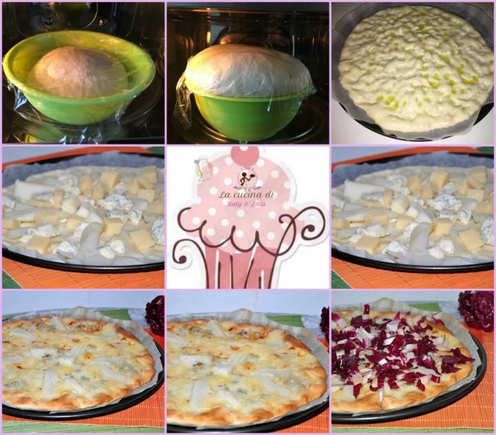 Collage pizzette