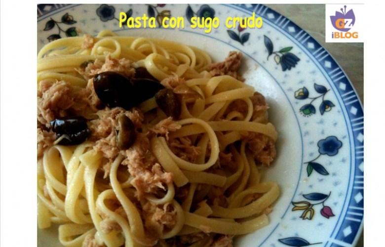 pasta, olive, capperi, tonno