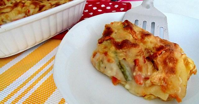 lasagna vegetarina 2