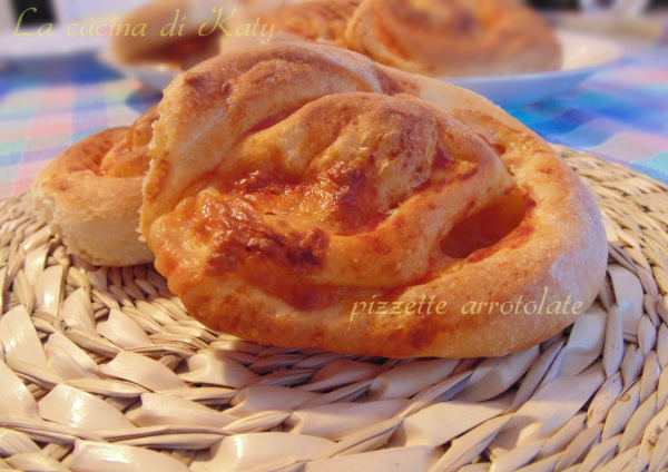 pizzette arrotolate blog