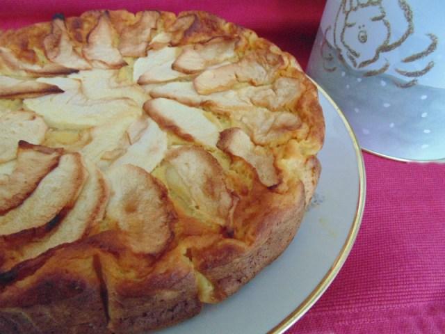 torta di mele cremosa blog