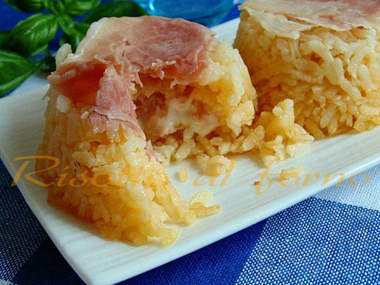 risotto al forno 1