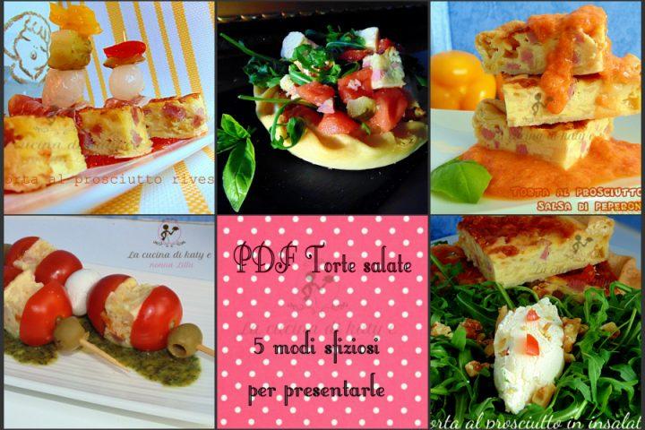 5 modi per servire una torta salata