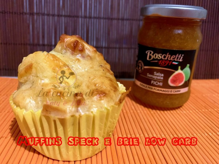 Muffin speck e brie