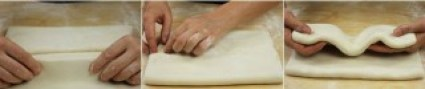 pasta sfoglia - la cucina pugliese