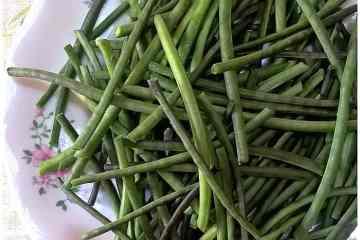I Fagiolini - la cucina pugliese
