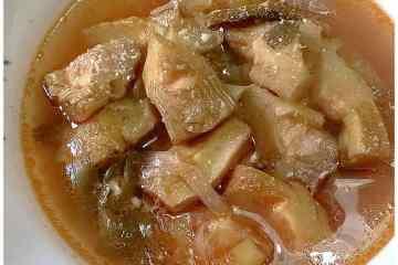 Zuppa di carciofi - la cucina pugliese