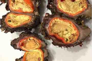 Taratuffi di mare - la cucina pugliese