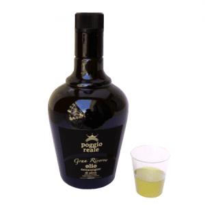 Olio extravergine d'oliva Pugliese Gran Riserva – bottiglia 0,50 litri