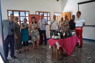 Delegación Solingen Vista exposición omero Guatemala