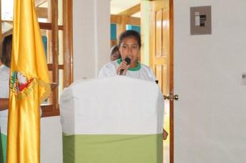 Jessica Chavarria, Estudiante de Módu