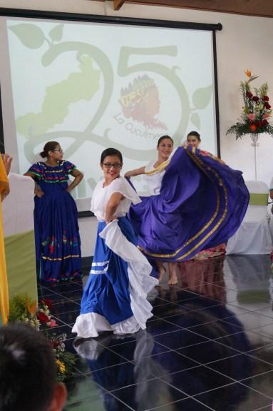 Grupo de Danza, Instituto Augusto Calderón Sandino