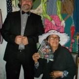 Carmen, vecina Basilio Rojas